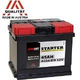 LANGZEIT Autobatterie 12V
